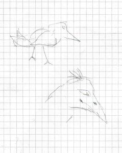 Entwurfszeichnung Juro
