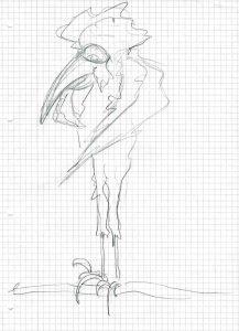 Entwurfszeichnung Lyschko
